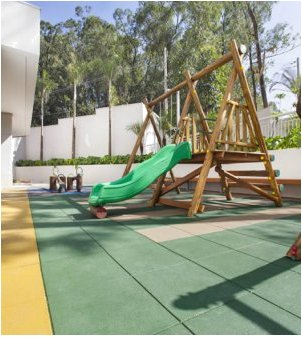 Piso Emborrachado para Playground no RJ